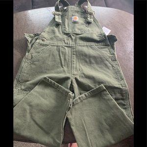 Carhartt toddler overalls